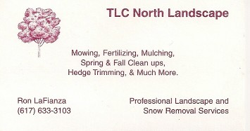 TLC North Landscape